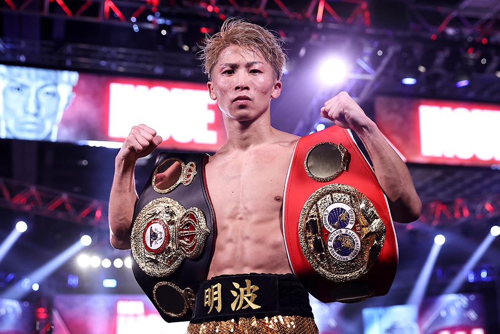 【ボクシング】井上尚弥、ラスベガス・デビューを7回2分59秒KOで飾る 画像
