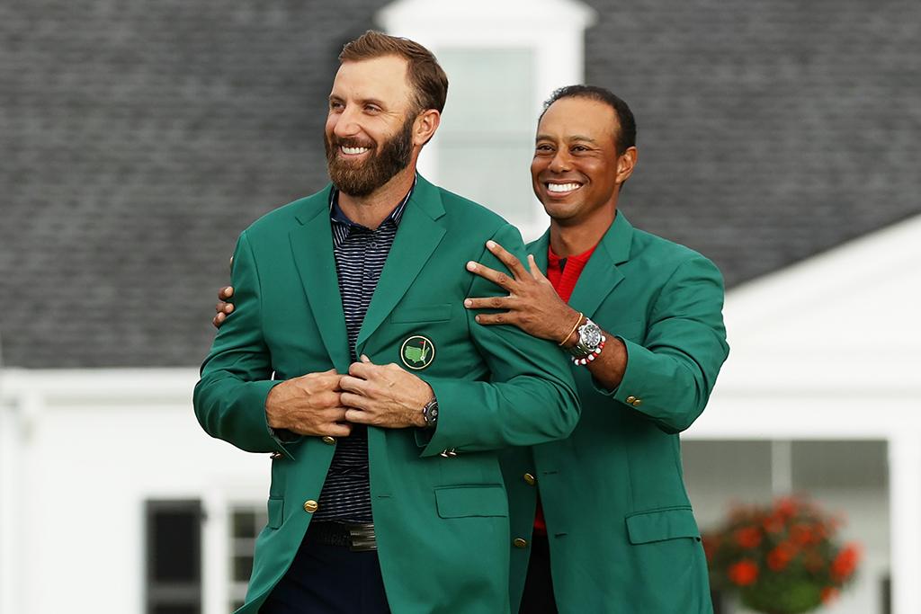 【ゴルフ】世界1位ダスティン・ジョンソンが大歓声なきマスターズ初優勝、松山英樹は13位 画像