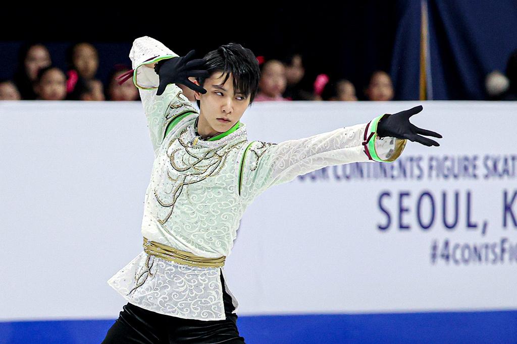 【フィギュア】羽生結弦、全日本選手権にエントリー 出場すれば今季初実戦
