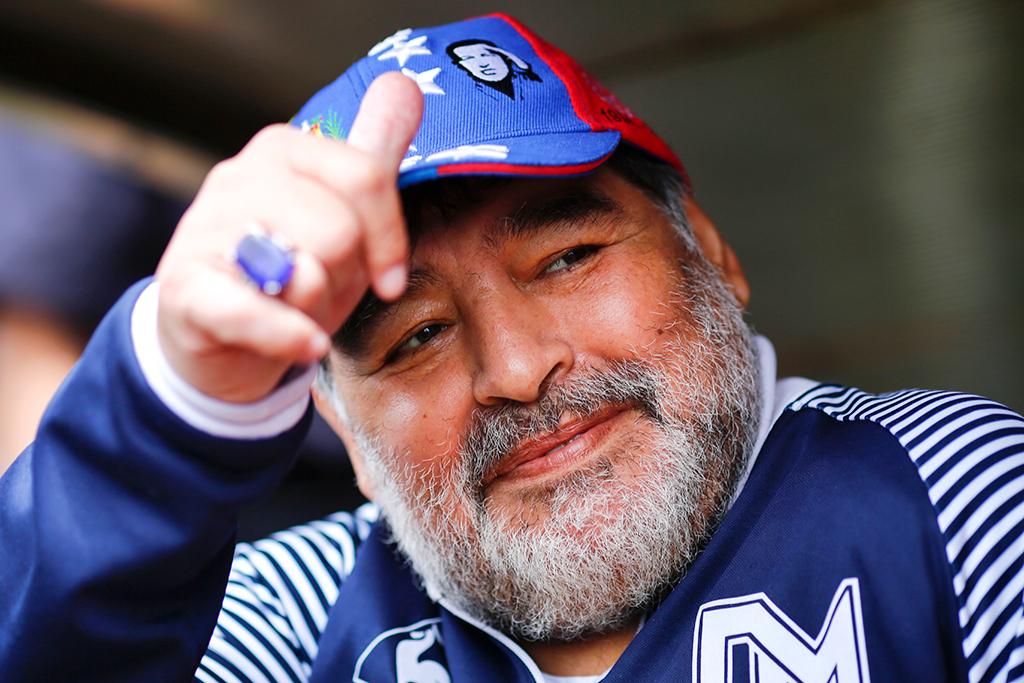 【サッカー】神の手ゴール、5人抜き…サッカー界のレジェンド・マラドーナが死去