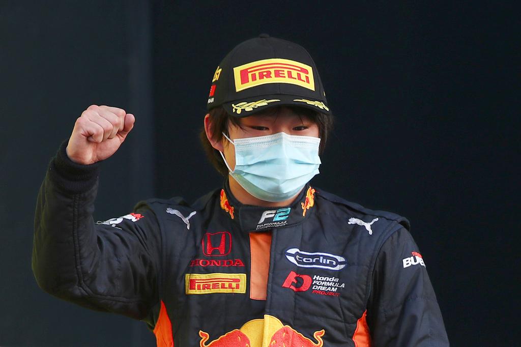 【F1】角田裕毅にアルファタウリ代表も熱視線 アブダビテストへの参加が正式決定 画像