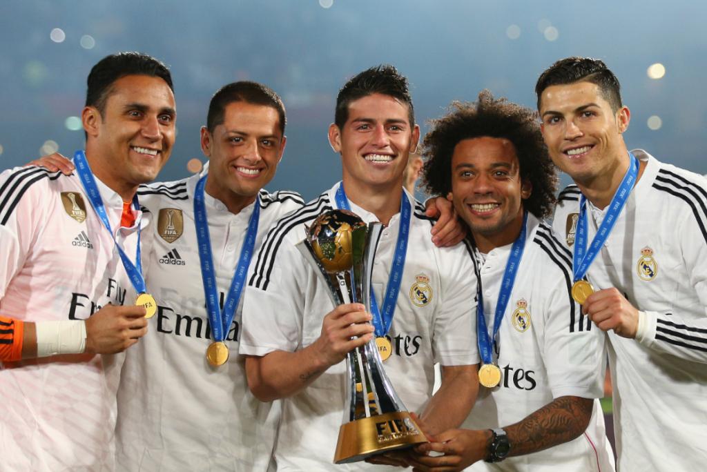 【今日は何の日・12/14~12/20】2014年12月20日「レアルがクラブワールドカップ初優勝」 画像