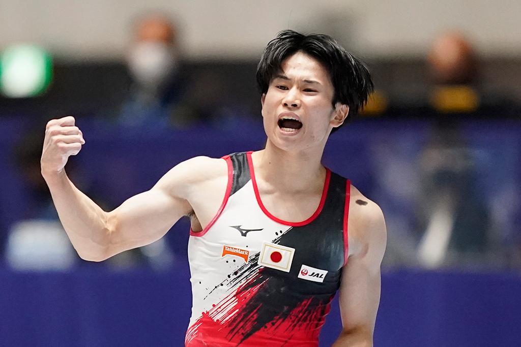 体操】全日本 男子個人総合は萱が初優勝 「日本は五輪で勝てる」   SPREAD