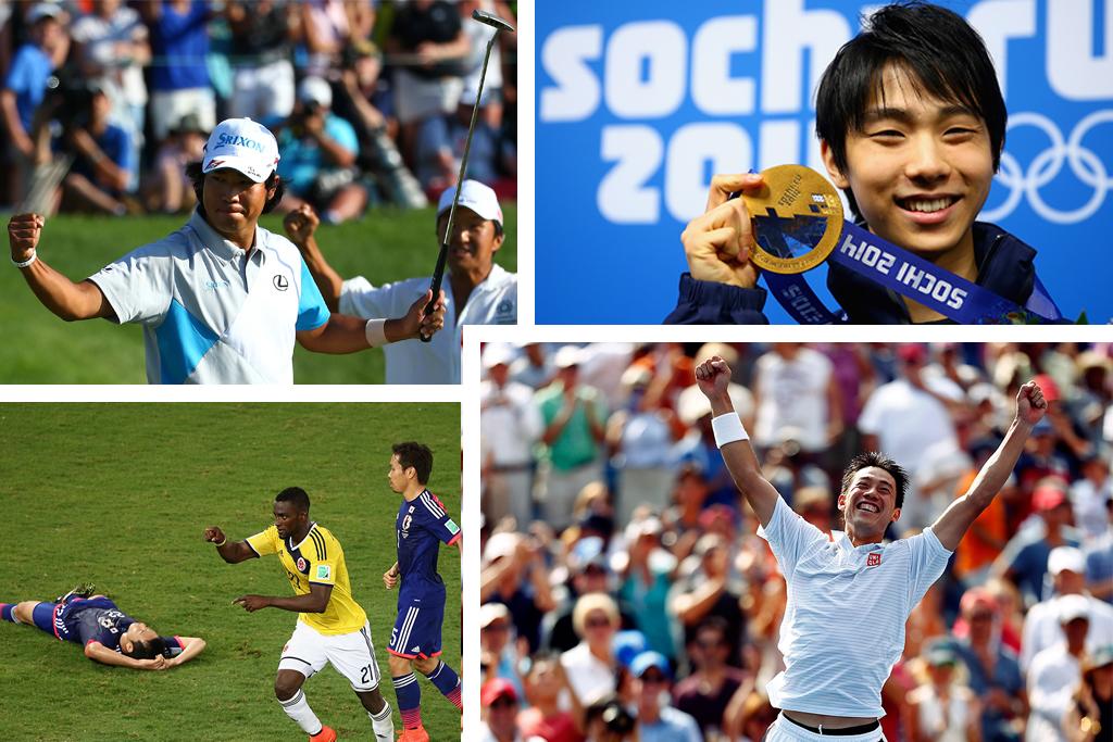 たまさぶろが独断と偏見で選ぶ2014年のスポーツ10大ニュース 画像