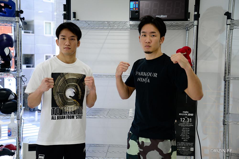 【総合格闘技】RIZIN26 朝倉未来・海の兄弟が公開練習 「衝撃的な試合をする」 画像