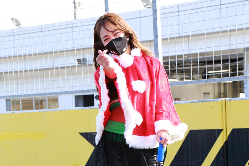 【SF】サーキットを彩るレースクイーンたち【全日本スーパーフォーミュラ選手権 第7戦】