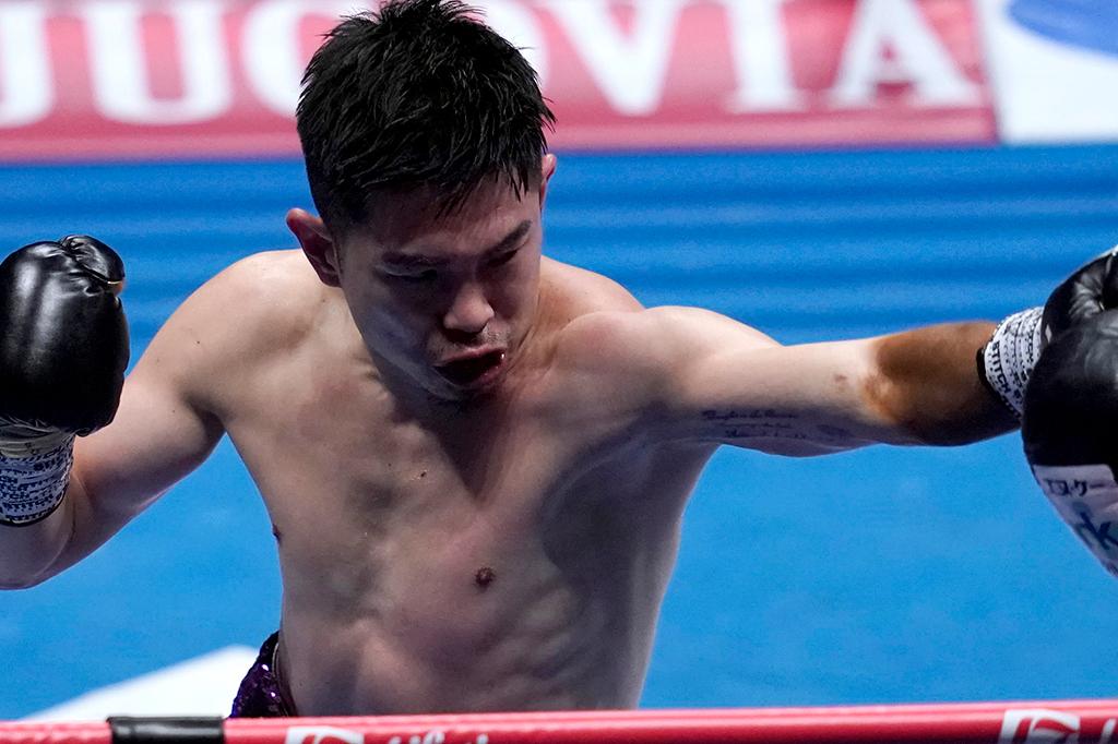 【ボクシング】井岡一翔のタトゥー問題、JBCが厳重注意処分 画像
