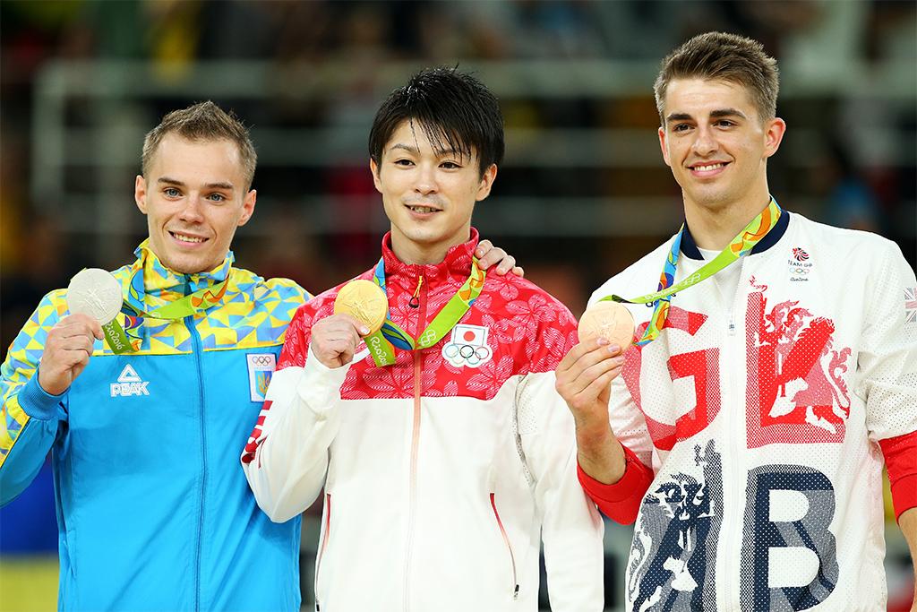 【今日は何の日・12/28~1/3】1989年1月3日「内村航平が誕生。オリンピック2大会連続で金メダルなど」 画像