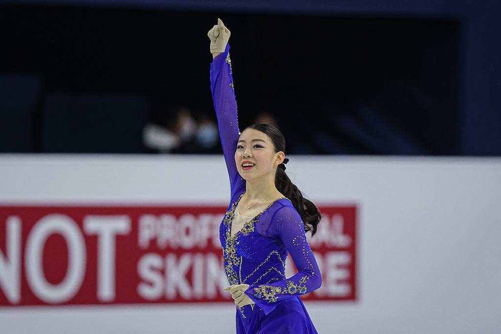 【フィギュア】全日本選手権 27日の女子フリー滑走順・滑走時間一覧 画像