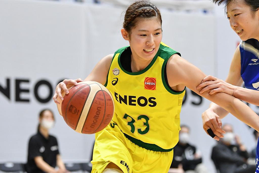 【バスケ】女子バスケ界の逸材、大物ルーキー中田珠未への期待 画像