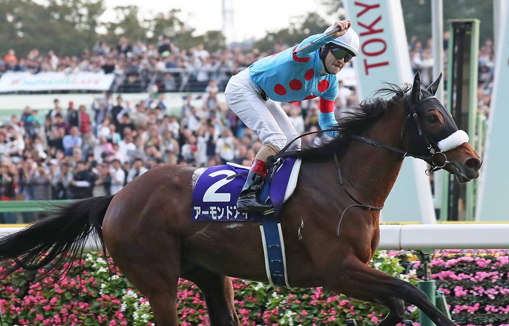 【競馬】年度代表馬にアーモンドアイ 牡牝無敗の三冠馬2頭は受賞ならず 画像