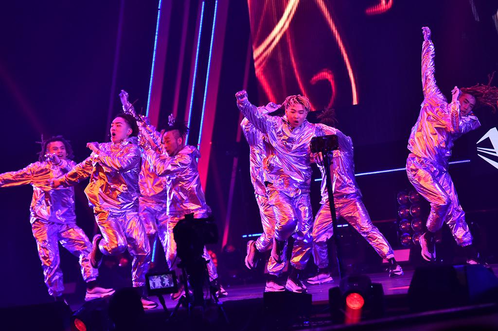 【ダンス】SEGA SAMMY LUXが歴史的初戦を制す!「Dリーグ」開幕 画像