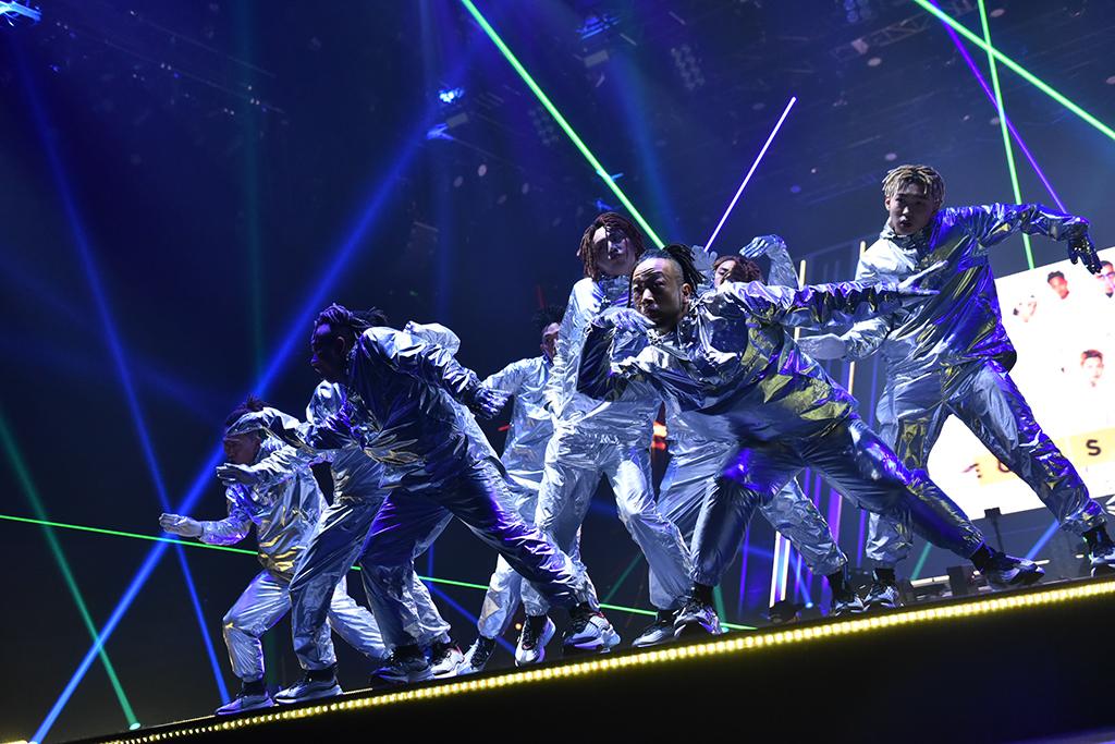 【ダンス】選手・関係者も感無量のDリーグ開幕「新しいドアが開いた感じ」  画像
