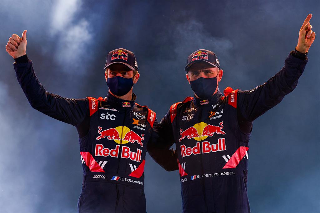 ダカール・ラリー2021 ペテランセルが14度目の栄冠に輝く トヨタは総合2位