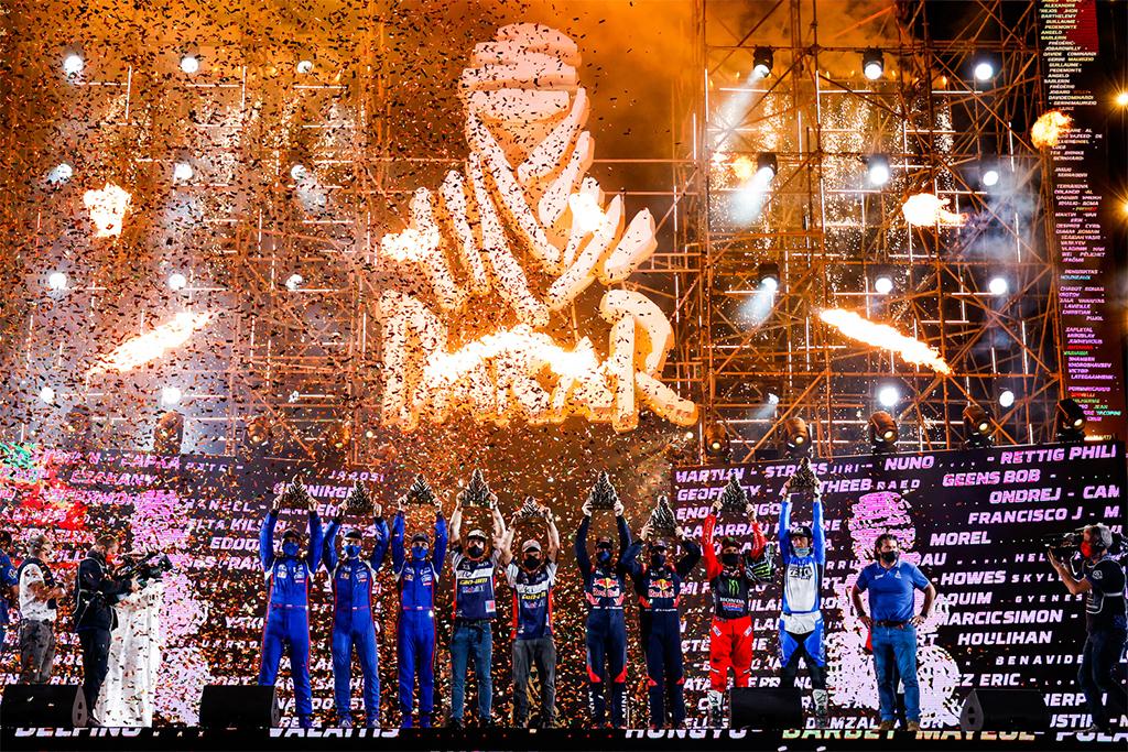 「世界一過酷」な大砂漠のレース、その光と影 ダカールラリー2021を振り返って