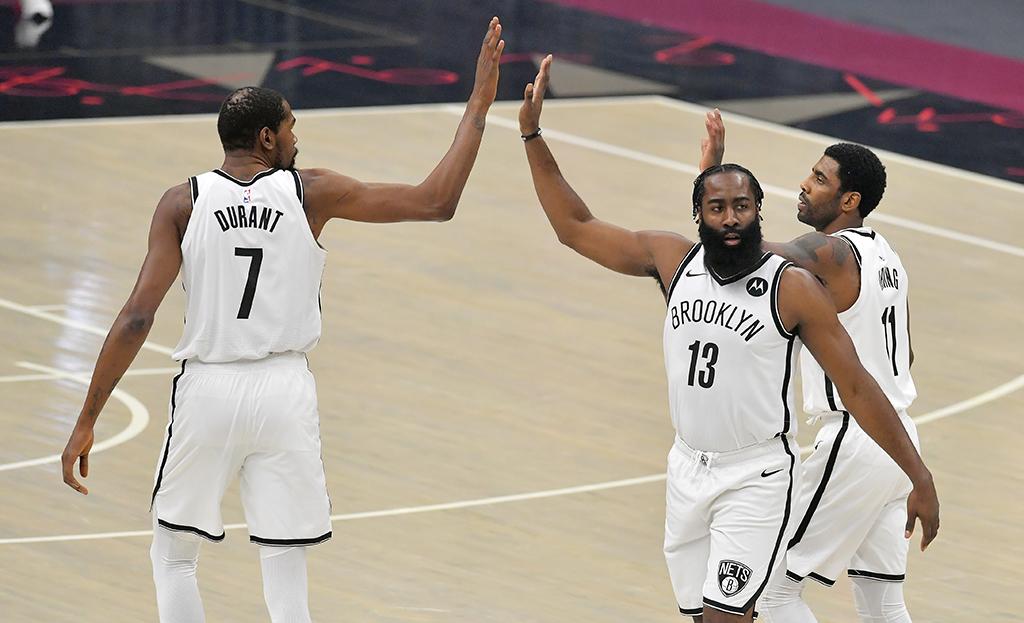 【NBA】 ネッツの「ビッグ3」がデビュー 初白星はキャブスとのWOTに散る