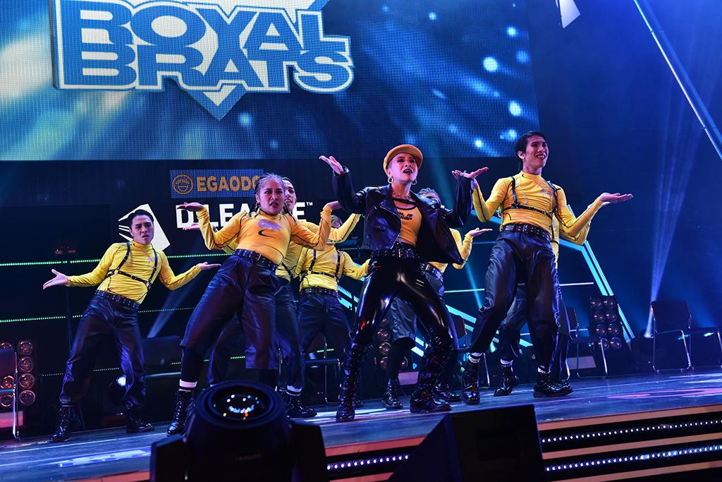 【ダンス】Dリーグ第2戦はavex ROYALBRATSが勝利 視聴者投票で大逆転 画像