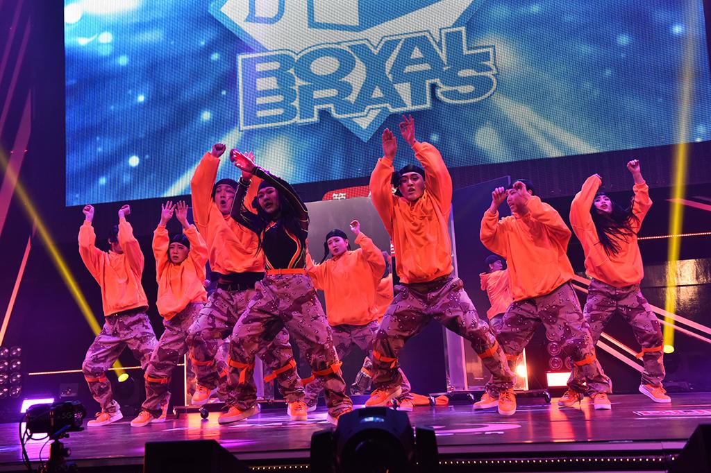 【ダンス】Dリーグ第3戦はavex ROYALBRATSが完勝 ゲスト審査の北島康介氏も「なんも言えねぇ」 画像