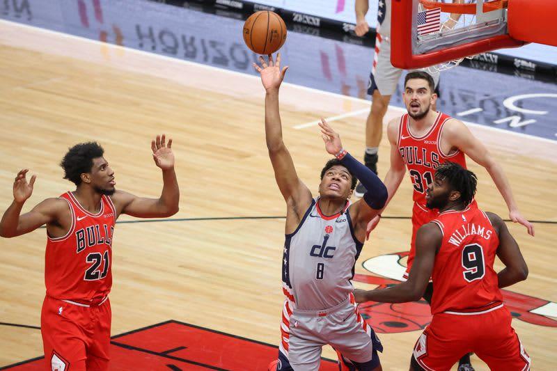 NBA=ウィザーズ八村、19得点10リバウンドで勝利に貢献 画像