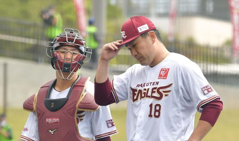 楽天・マー君が中田翔に3ラン被弾、復帰後初対外試合で 初回に4連打許す 画像
