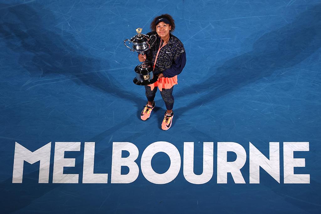 テニス界に新女王誕生、大坂なおみの四大大会決勝勝率から眺める今後……  画像