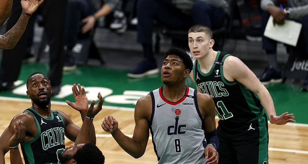 【NBA】八村塁、今季最小の2得点 ウィザーズは土壇場で逆転負け 画像