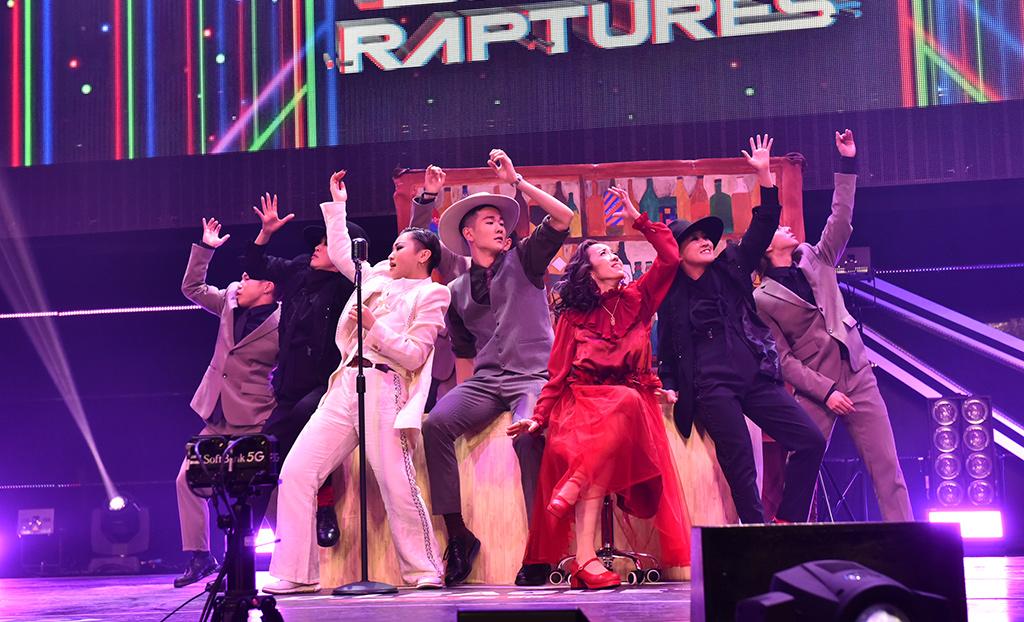 【ダンス】Dリーグ第5戦はSEPTENI RAPTURESが初勝利 SAMも絶賛「本当のプロのダンサー」 画像