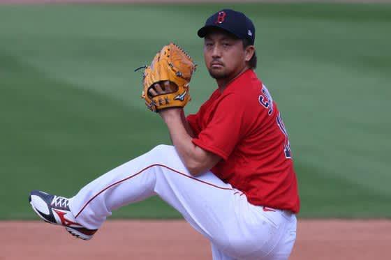 【MLB】澤村拓一、初実戦途中降板も指揮官はスプリットを高評価「打者もついていきにくい」 画像