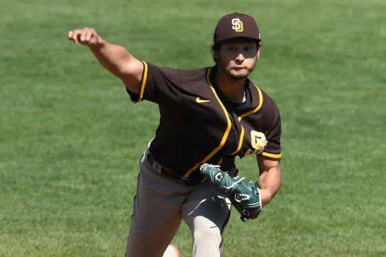 【MLB】ダルビッシュの3回無安打無失点に米メディア脱帽「またもエクセレント」「厄介だ」 画像