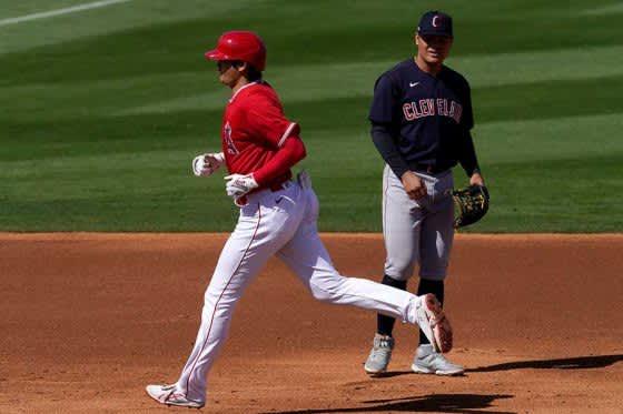 【MLB】大谷翔平、141M弾で驚異の打率.579 指揮官は珍称賛「ボトルに入れて10年保管したい」 画像