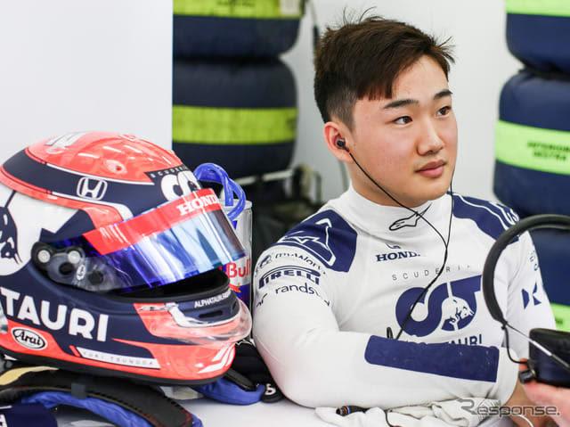 【F1】期待のルーキー・角田裕毅、開幕を前に意気込みを語る…「ミスを恐れずに攻めます」 画像