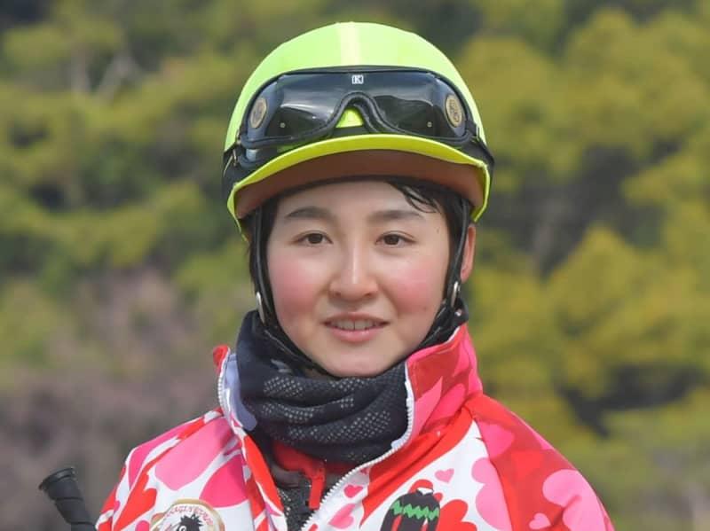 女性ジョッキー・古川奈穂が2週連続Vで通算2勝目 画像