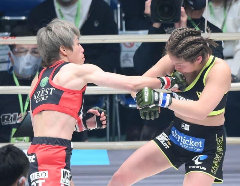 女王・浜崎、カンナに僅差判定で初防衛!世代交代阻止も「メチャクチャ強くなっていた」 画像