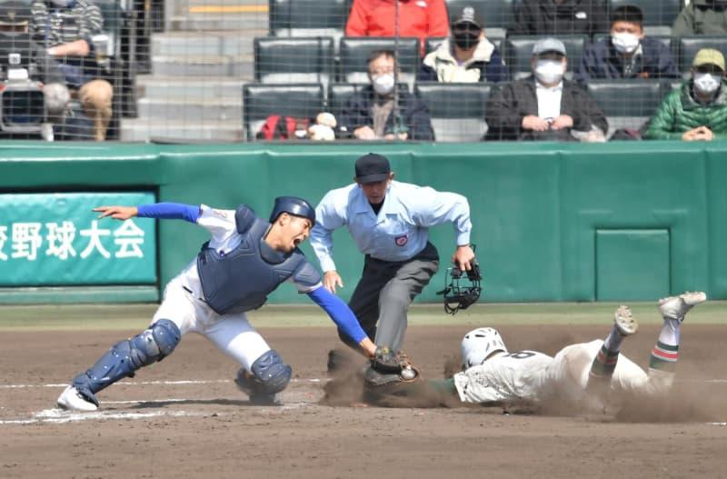 市和歌山がサヨナラ勝ち ドラフト候補の小園、4安打8奪三振で完封 画像