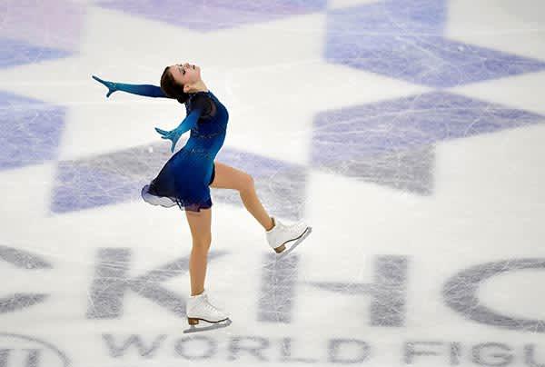 【フィギュア世界選手権】強豪ロシア勢が「紀平包囲網」シェルバコワは余裕の首位発進 画像