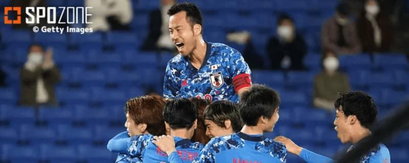山根が豪快デビュー弾!日本代表がライバル韓国を圧倒し3ゴール快勝! 画像
