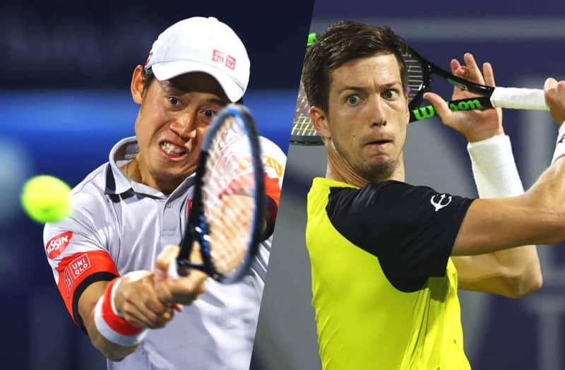【27日24時開始予定】錦織圭が「ATP1000 マイアミ」初戦に臨む。世界59位ベデネと再戦 画像