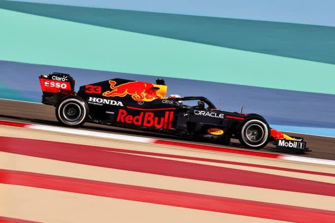 フェルスタッペンが最速タイム。角田裕毅は13番手【タイム結果】F1第1戦バーレーンGPフリー走行3回目 画像