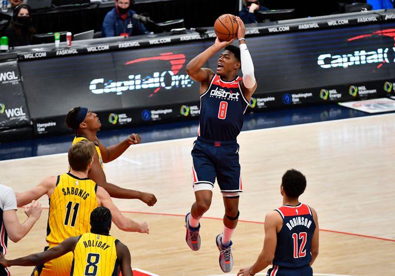 NBA=ウィザーズ八村、26得点8リバウンドで勝利に貢献 画像