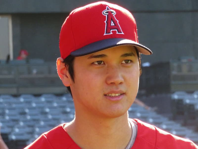 大谷翔平、「2番投手」リアル二刀流で大乱調 3被弾5四球7失点 右手のまめ影響か 画像