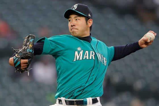 【MLB】菊池雄星、6回3失点&自己最多10奪三振の好投も初勝利お預け 6回に同点2ラン浴びる 画像