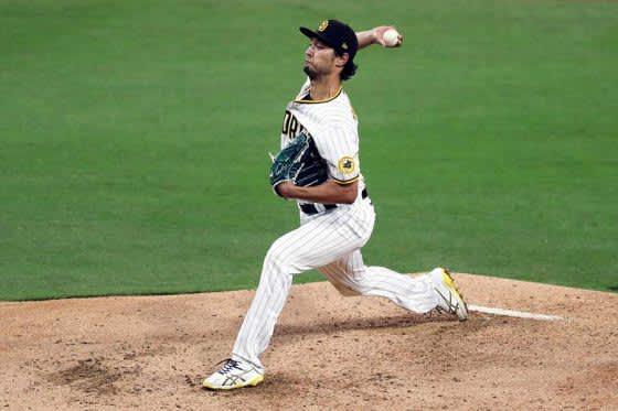 【MLB】ダルビッシュ有、今季初勝利はまたお預け 6回1失点7Kの好投も同点で降板 画像