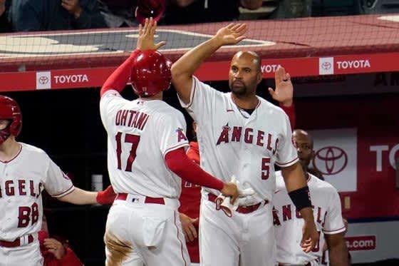 【MLB】「大谷翔平は体が強くなった」 プホルスが感じ取った二刀流復活への進化とは 画像