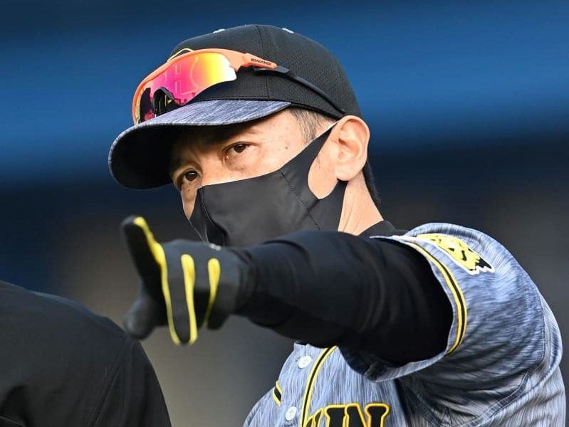 阪神 今季2度目の同一カード3連戦3連勝 ドラ6中野が初適時打を含む3安打の活躍 画像