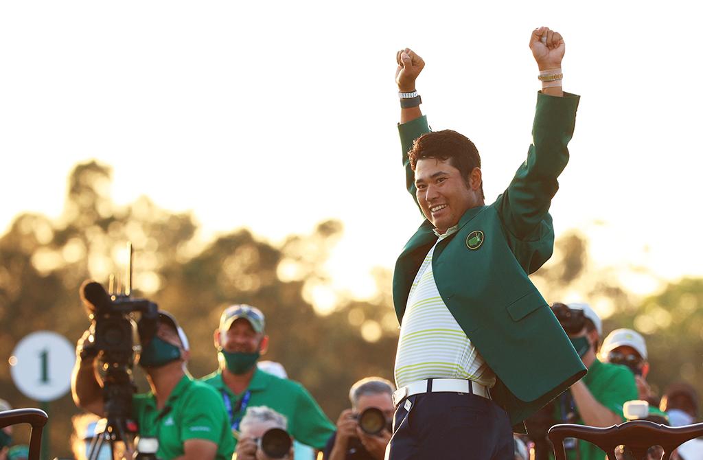 【東京五輪/男子ゴルフ】マスターズ覇者・松山英樹、米PGA予想は4位 優勝候補は24歳の日系米国人モリカワ