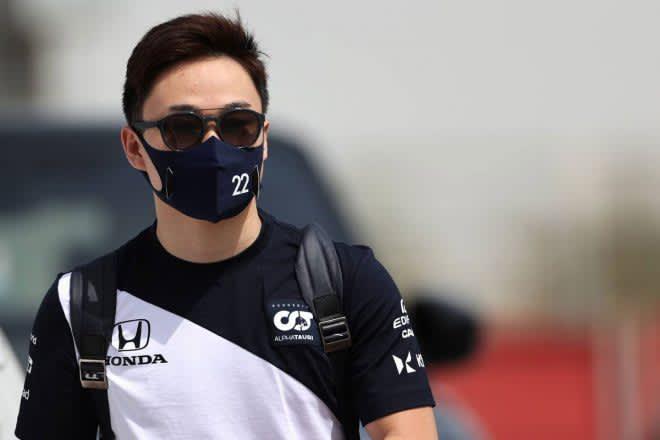 レッドブルF1首脳、印象的なデビューを飾った角田に「日本人として初めてF1で勝てると確信」 画像