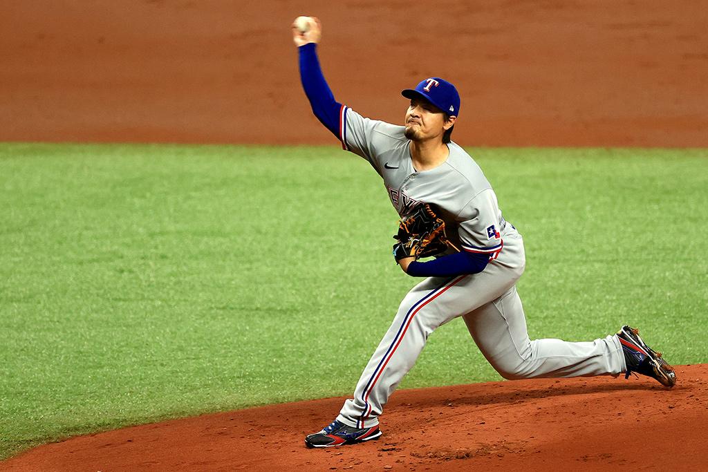 "【MLB】有原航平、メジャー初勝利 好投のカギは""日本ハム時代の投球"""
