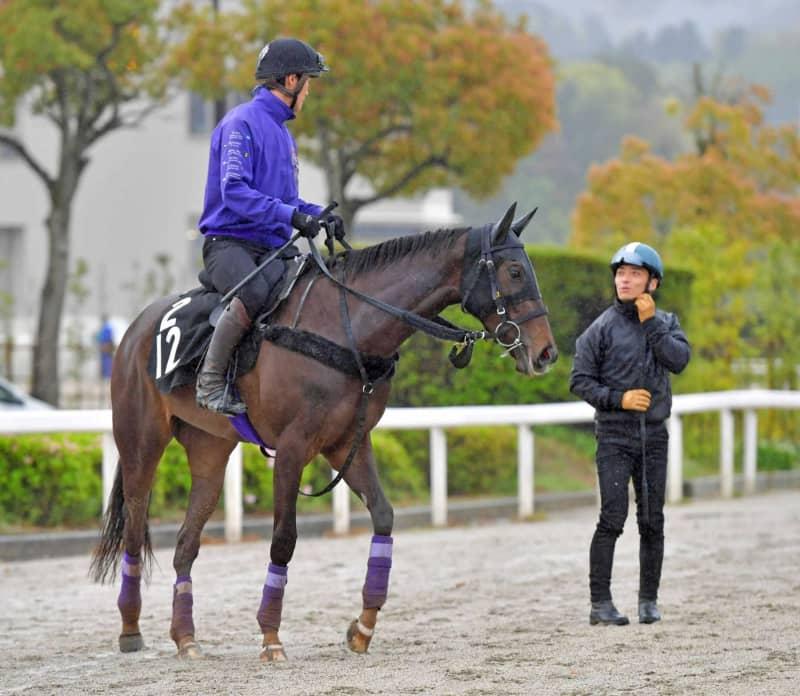 【フローラS】良血馬オヌール決意の東上 4週連続重賞Vの川田を背に樫切符取りへ 画像