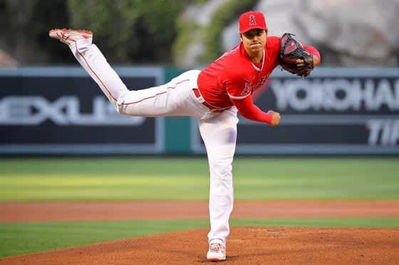 【MLB】大谷翔平、4回7奪三振無失点も1066日ぶり勝ち星ならず 7四死球と制球乱れる 画像