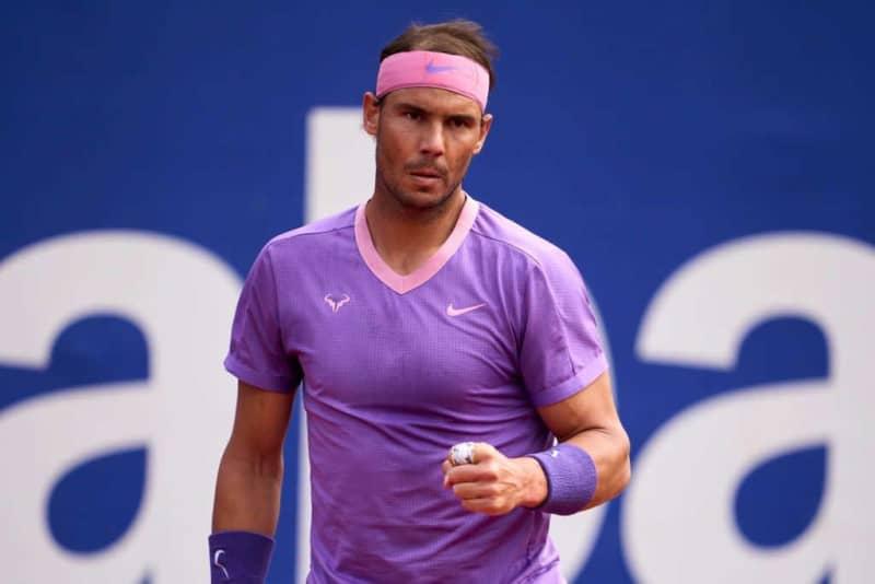ナダルが錦織を賞賛「ケイを止めるのは大変だった」[ATP500 バルセロナ] 画像